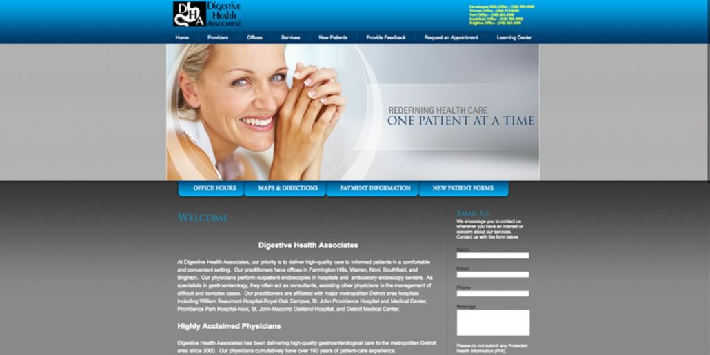 Digestive Health Associates