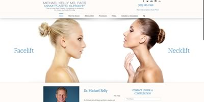 Dr. Michael Kelly - Face Lift Miami