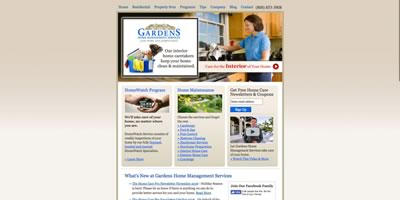 Gardens Home Management Services